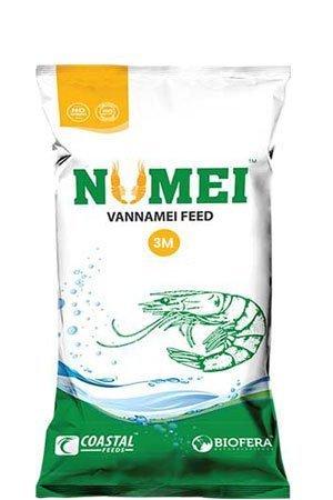 Numei Vannamei Feed, Coastal Feed